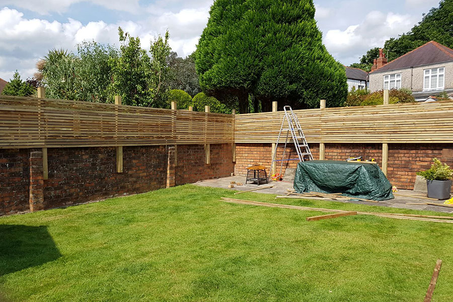Which Cardiff Fencing Business Should I Choose We Build Garden